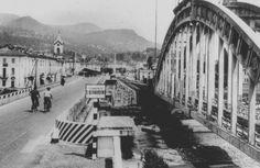 INTRA..i binari del treno di fianco al ponte..