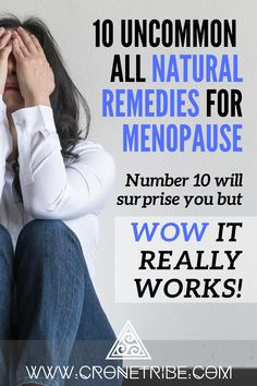 10 Uncommon & All Natural Remedies for Menopause that may help you avoid HRT. - 10 Uncommon & All Natural Remedies for Menopause that may help you avoid HRT. Natural Remedies For Menopause, Natural Remedies For Anxiety, Natural Health Remedies, Natural Cures, Natural Healing, Natural Oil, Natural Foods, Holistic Healing, Natural Antibiotics