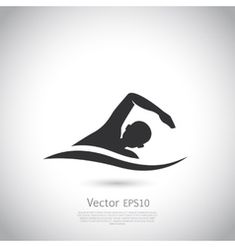 Logo, Swim, Swimmer & Swimming Vector Images (over Stretches For Swimmers, Vector Graphics, Vector Art, Swim Logo, Butterfly Man, Human Vector, Water Symbol, Waves Vector, Water Logo