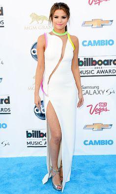 Selena Gomez at the #BillboardAwards