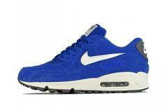 NIKE AIR MAX 90 (HYPER BLUE) - Sneaker Freaker