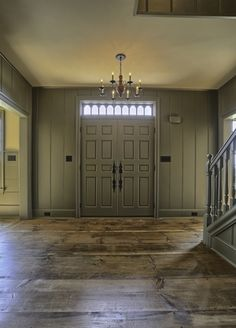 Classic Colonial Homes Interior Entry