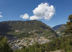 Spain Travel: Andorra, Day Trip From Barcelona