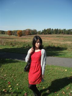Cute and Cozy Fall (or Halloween) Outfit featuring Forever 21, Charlotte Russe, Abercrombie & Fitch, Target, and more!