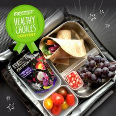 enter HERE to win the Slammers Snacks Giveaway:  Why do you choose Slammers as part of a healthy lunch?   Tell us for your chance to win a case of Slammers Snacks!