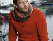 Schemes of knitting sweaters spokes on Verena.ru