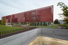 E.On Avacon / Bof Architekten   ArchDaily