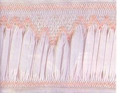 Index for smocking plates in back issues of Sew Beautiful magazine.
