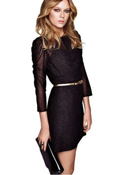 JCPenney's affordable MNG line (from Mango)