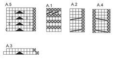 """Bright Sally / DROPS Children 26-13 - Casaco DROPS com tranças, ponto rendado e capuz, em """"Alpaca"""" e """"Kid-Silk"""". Dos 2 aos 11/12 anos. - Free pattern by DROPS Design"""