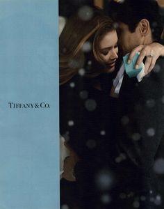 Tiffany & Co. 2011 Holiday Ad Campaign