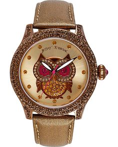 Betsy Johnson watch... So fun!