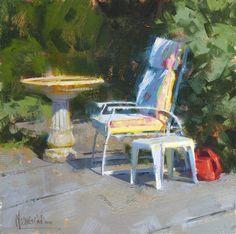 Summer Stillness by Jennifer McChristian Oil ~ 10 x Landscape Paintings, Plein Air Paintings, Southwest Art, Art Event, Art Degree, Bachelor Of Fine Arts, Oil Painting, Art, Painting Workshop