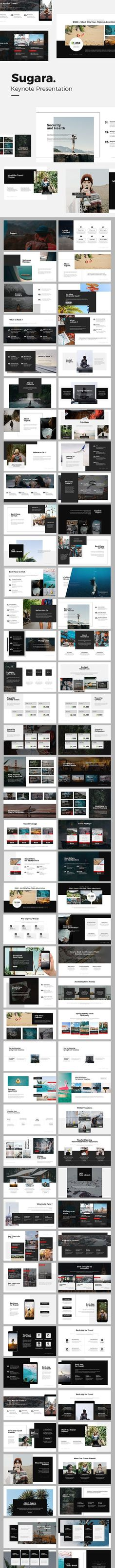 Buy Sugara Travel Guides Keynote Template by punkl on GraphicRiver. What is Sugara Travel Guides Keynote Presentation ? Sugara Travel Guides Powerpoint Presentation is about helping yo. Best Travel Apps, Packing Tips For Travel, Travel Guides, Business Presentation Templates, Presentation Design, Vacation Planner, Vacation Trips, Image Layout, Creative Powerpoint Templates