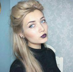 Dark lips • @roxxsaurus