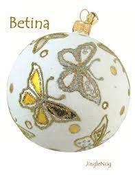 Image result for polish glass christmas eggs