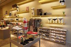 A loja-conceito da HOPE – Loucas por lingerie