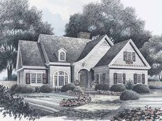 Dutch House Plan with 3175 Square Feet and 4 Bedrooms(s) from Dream Home Source | House Plan Code DHSW42480
