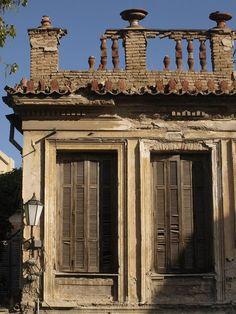 Athens, Plaka (Πλάκα  (Σωτήρος και Υπερείδου))