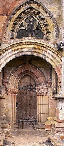 Rosslyn Chapel, Roslin, Midlothian, Scotland