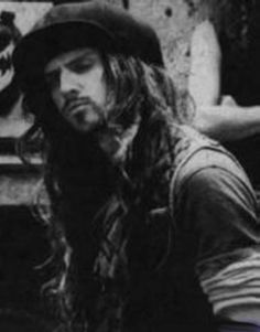 Rob Zombie - man he´s young, I find him actually much more attractive now!