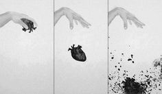 An Open Letter To The Girl Who Let The Nice Guy Go. (From the girl who let a nice go and realized too late) Jet Black Heart, Friend Zone, Anatomical Heart, Sad Art, The Girl Who, It Hurts, Sketches, Let It Be, Artist