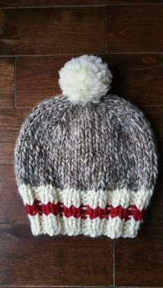 My new creation Knitting For Kids, Knitting For Beginners, Baby Knitting, Knit Or Crochet, Crochet Baby, Knitting Patterns, Crochet Patterns, Monkey Pattern, Hat Display