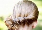 this is a cute hairstyle