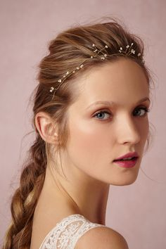 Absolutely gorgeous, effortless and simple. Sakura Halo from @BHLDN