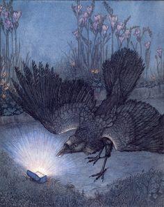 CARMINE THE CROW BY HEIDI HOLDER