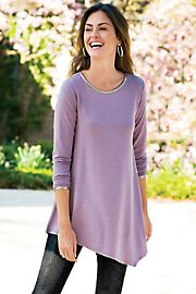 Urbanite_Top have two of these one lavender and one grey... soooooo soft and go with so many things.. easy to wash