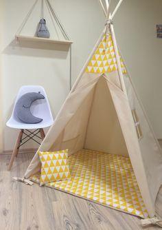 Weiteres - Stoffzelt,Spielzelt,Kids tipi - ein Designerstück von letterlyy bei DaWanda