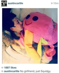 Austin Carlile Squidgy Of mice and men