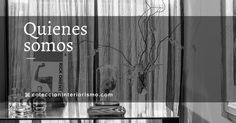 Colección Interiorismo #Diseño #EstiloDeVida #Mobiliario