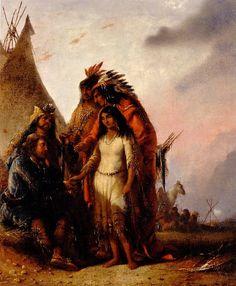 La Sposa del Trapper 1857