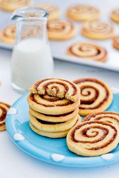 Ciastka cinnamon buns