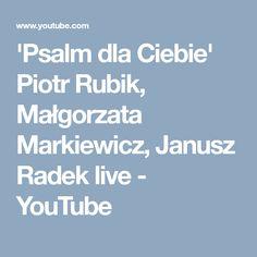 Übersetzung Piotr Rubik - Psalm dla Ciebie Songtext ...