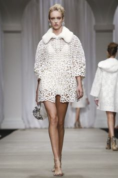 Ermanno Scervino Ready To Wear Spring Summer 2015 Milan - NOWFASHION