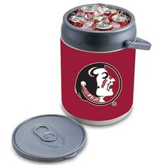 Florida State Seminoles (FSU) Can Cooler #UltimateTailgate #Fanatics