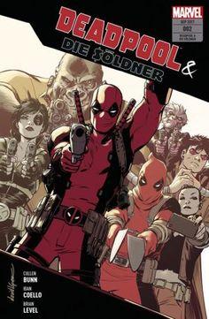 Deadpool & die Söldner 2: die Chaostruppe - 4/5 Sterne - DeepGround Magazine
