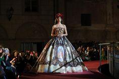 Dolce&Gabbana Alta Moda a Palermo: la sfilata