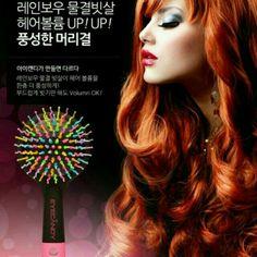 Saya menjual Korean Eyecandy Rainbow Volume Brush - Volume Curler Hair seharga Rp96.001. Dapatkan produk ini hanya di Shopee! http://shopee.co.id/gembelellitte/868972 #ShopeeID