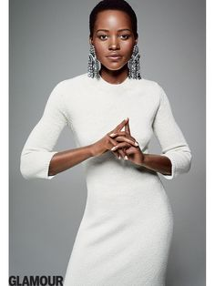 How Lupita Nyong'o Learned She Is Beautiful - Beauty, 12 Years a Slave, Most Beautiful, Lupita Nyong'o : People.com