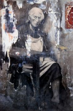 PRISONS by Ernest Pignon-Ernest | WideWalls | International Urbanart & Streetart Resource #graffiti