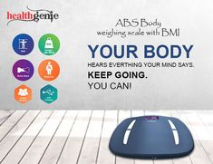 Healthgenie ABS Body Composition Fat Analyzer weighing scale with BMI and body weight (Royal Blue), is a perfect skid resistant scale that shows immediate readings Upto150kg. Healthgenie Body Composition Fat Analyzer and Weighing Scale comes with Multiple features to measure Body Hydration, Body Muscle, BMI, Calories and Weight.  #BMIcalculator #weighingscale #weightloss #healthy #fit #scale #fatanalyzer #balance #health #healthylifestyle #fitness #gym #bodyfat #bodymassindicator #Bodymass Body Weight, Weight Loss, Weighing Scale, Healthy Fit, Body Composition, Royal Blue, Abs, Muscle, Fitness
