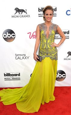 Carrie Underwood, Billboard Music Awards