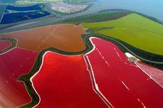Die besten Luftaufnahmen: Fotos, die die Welt von oben zeigen