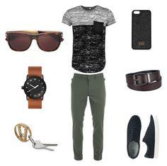 """Bez naslova #5"" by semiragoletic ❤ liked on Polyvore featuring Boohoo, J.Lindeberg, Uniqlo, Urban Pipeline, RetroSuperFuture, men's fashion and menswear"