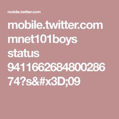 mobile.twitter.com mnet101boys status 941166268480028674?s=09