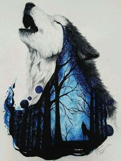 Tattoo Sketches 744923594584587564 - loup aquarelle Source by loulouberenice Amazing Drawings, Cool Drawings, Amazing Art, Dragon Drawings, Art Drawings Beautiful, Amazing Tattoos, Animal Drawings, Pencil Drawings, Animal Paintings
